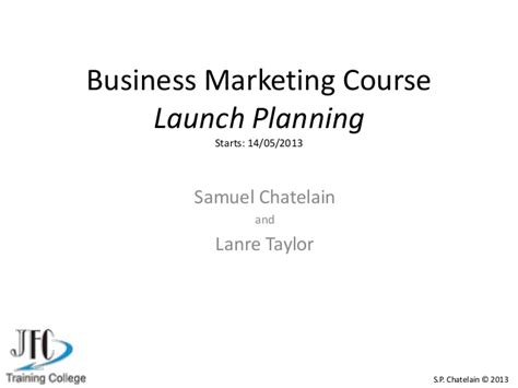 business marketing course business marketing course planning for jfc college
