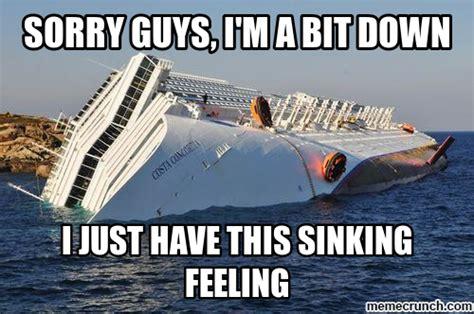 Cruise Ship Memes - depressed cruise ship