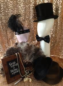 Great Gatsby Party Props