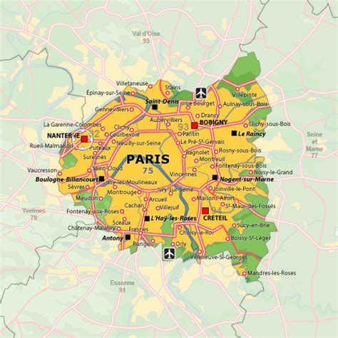 Comment sont leurs vous avez toute latitude quand au moyens de représenter votre ville idéale, ça peut être une liste de. Maison à Nanterre, location vacances Hauts-de-Seine ...