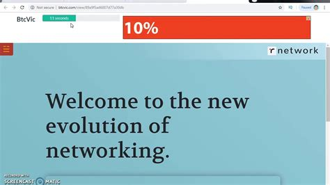 Bitcoinad allow you to earn free bitcoin for viewing website. free bitcoin earning sites - YouTube