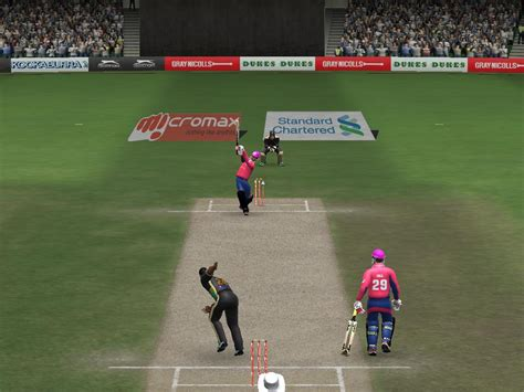 ea cricket bpl     pc game full version