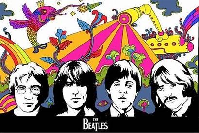 Beatles Max Album Poster Submarine Yellow Peter