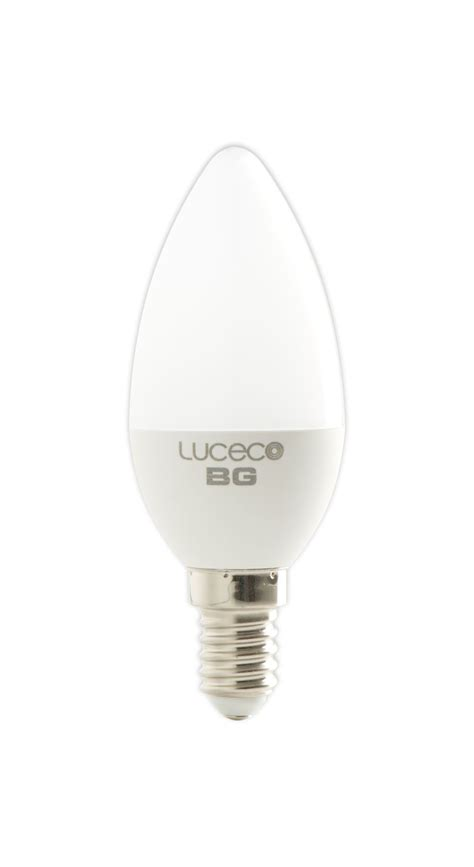 luceco led candle light bulbs ls energy saving non