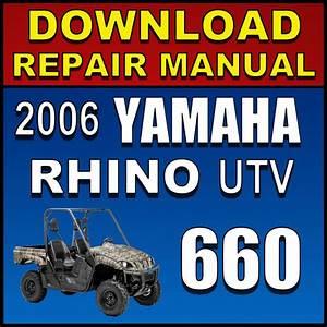 Download 2006 Yamaha Rhino 660 Repair Manual