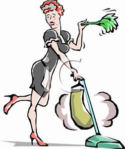 Housekeeping Clipart | Clipart Panda - Free Clipart Images