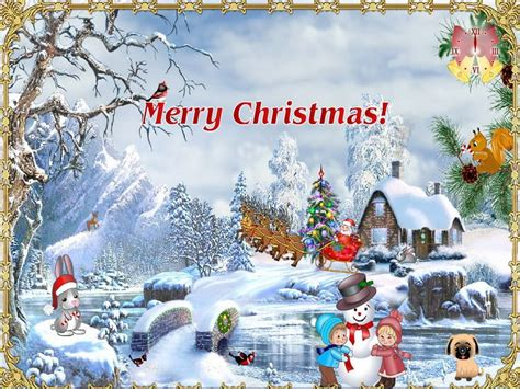 Merry Screensaver Animated Wallpaper - free animated screensavers