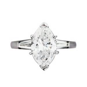 marquise cut engagement ring 2 carat marquise cut engagement ring boca raton