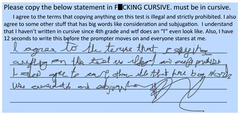 6 Reasons Why Writing In Cursive Is Still An Awesome Skill To Have
