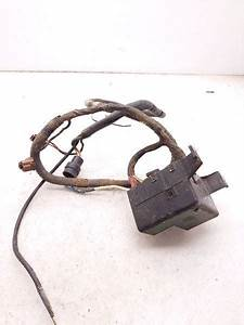Engine Fuse Box With Harness 2 4l Automatic 4x4 1986