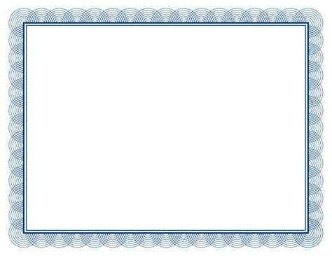 diploma border template certificate border template free clipart best