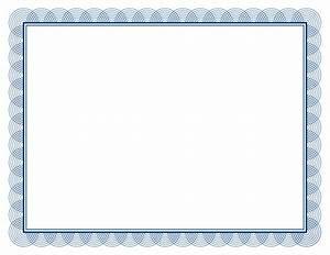 Gift Certificate Border - ClipArt Best