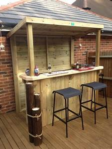 Home Outdoor Garden Bar, The Man Thing