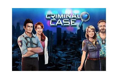 baixar de jogo de caso criminal