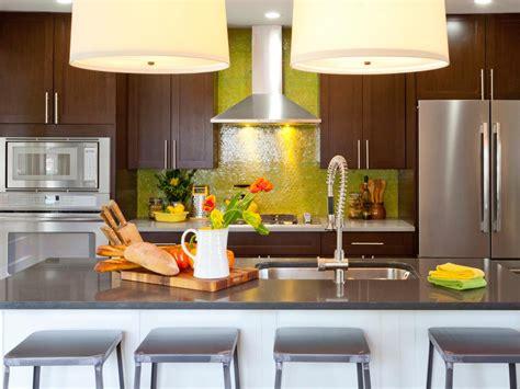 kitchen ideas colours backsplash ideas for granite countertops hgtv pictures