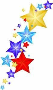 Shining Star Free Clipart