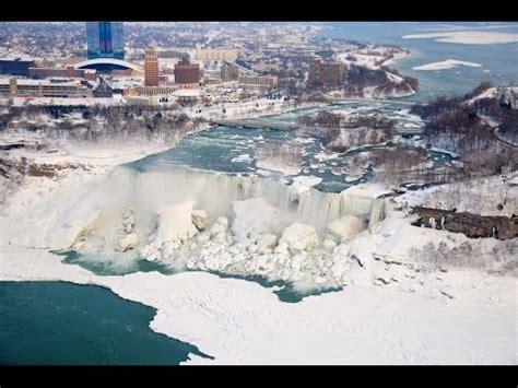 Niagara Falls Boat Ride Winter by Niagara Falls Frozen Canada Documentary Hd 1080p Of