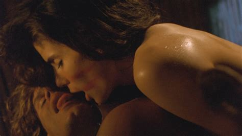 Naked Sandra Bullock In Fire On The Amazon