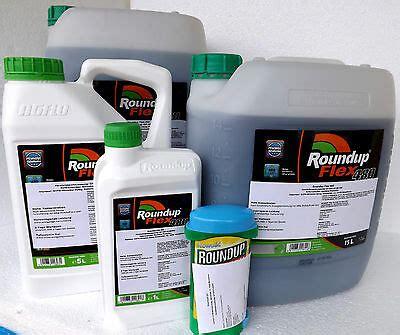 roundup flex 480 mischverhältnis tabelle roundup flex 480 power flex platinum oder roundup gel unkrautvernichter eur 5 59 picclick de