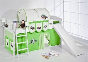 Hochbett Kinder Mit Rutsche : spielbett hochbett kinderbett kinder bett mit rutsche umbaubar einzelbett 4105 ebay ~ Indierocktalk.com Haus und Dekorationen
