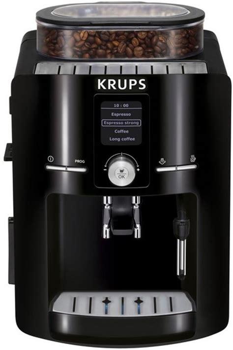 Krups Volautomatische Koffiemachine by Bol Krups Ea8250 Volautomaat Espressomachine