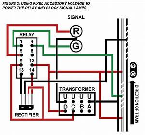 What Am I Doing Wrong  - Dpdt Relay  U0026 Rectifier Wiring For 2 Trains On 1 Loop