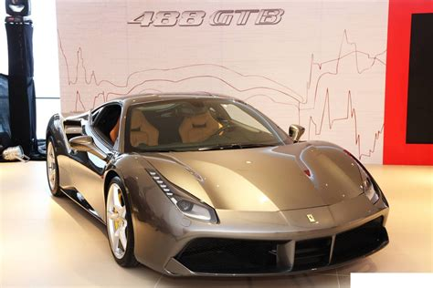 488 gtb sports cars price specification features video