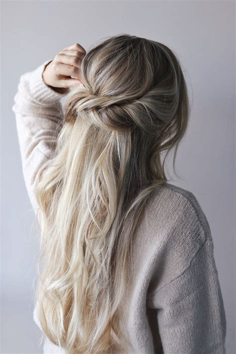easy fall hairstyles hair trends  alex gaboury
