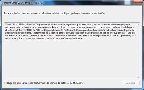 microsoft office téléchargement gratuit service pack 2010