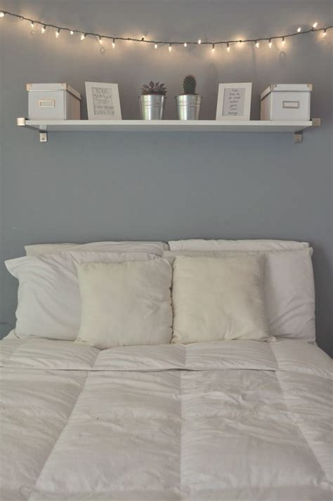 best 25 above bed decor ideas on grey room