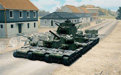 吃鸡中惊现KV-44坦克的弟弟:KV-11{SFM动画}_哔哩哔哩 (゜-゜)つロ 干杯~-bilibili