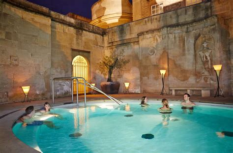 Bath : The Best Thing To Do In Bath Is The Thermae Bath Spa