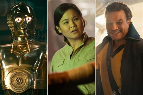 Star Wars actors to reprise iconic roles for Disney+'s ...