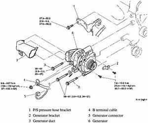 2005 Mazda 3 Alternator Wiring Diagram