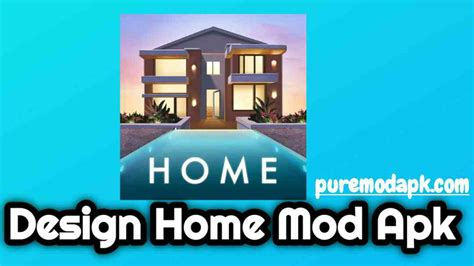 unlimited money design home mod apk mod