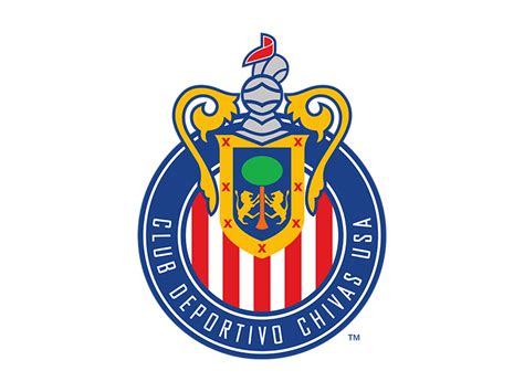 Chivas USA Logo PNG Transparent & SVG Vector - Freebie Supply