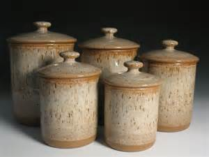 pottery kitchen canister sets recent brent smith pottery brent smith pottery
