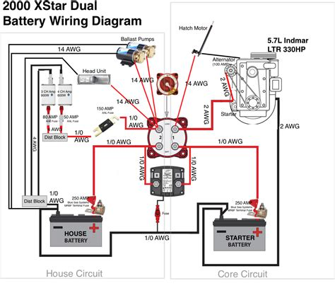 3 Position Marine Battery Switch Wiring Diagram by The Official Dual Battery Thread Page 38 Teamtalk