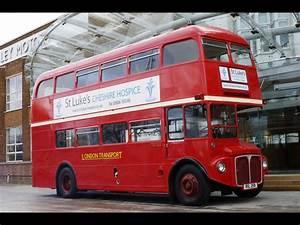 AEC Routemaster Double-Decker Bus restored by Bentley