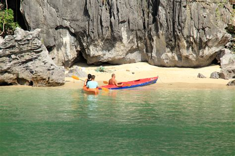 Boat Drinks Served At Sundown by Halong Cruise Cruise Reviews Deals