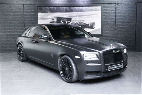 roll royce ghost lhd rolls royce ghost pegasus auto house
