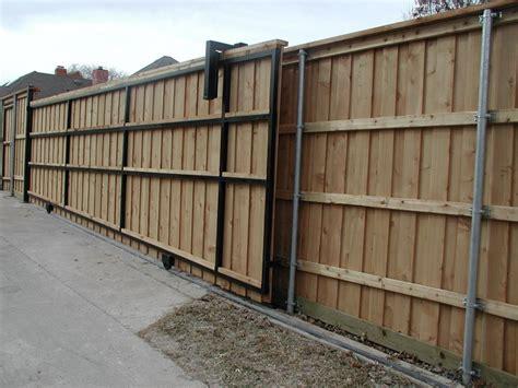 Plano Tx Automatic Gate Installation