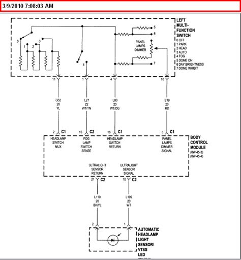 jeep turn signal wiring diagram 2000 jeep grand laredo left turn signal works