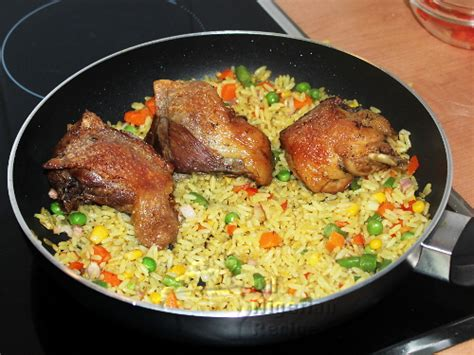 Nigerian Fried Rice  All Nigerian Food Recipes