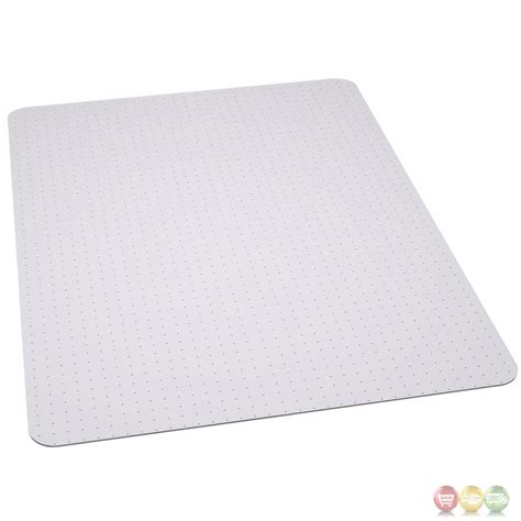 36 x 48 carpet clear vinyl office chair mat
