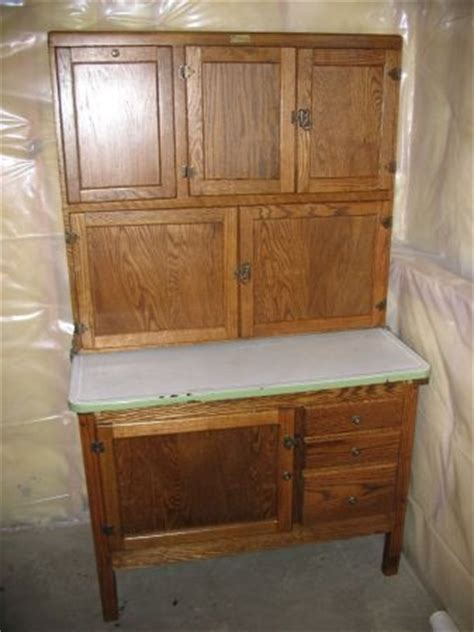 hoosier cabinets for sale craigslist antique hoosier kitchen cabinet back in the day