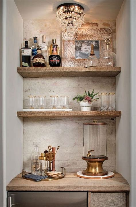 awesome home bar ideas    create   small