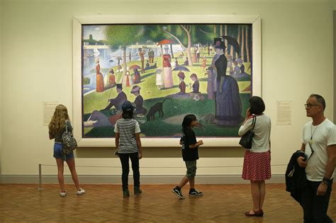 Art Institute Of Chicago Is A Top 10 Visit