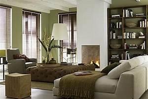 Farben Mischen Beige : dezenter nat rlicher wohnraum in gr n bild 7 living at home ~ Yasmunasinghe.com Haus und Dekorationen