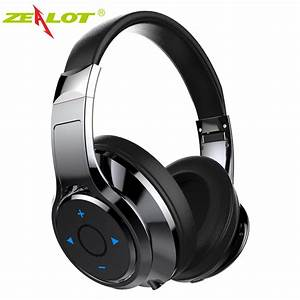 Bluetooth Headphones Test In Ear : new zealot b22 over ear bluetooth headphone stereo ~ Kayakingforconservation.com Haus und Dekorationen